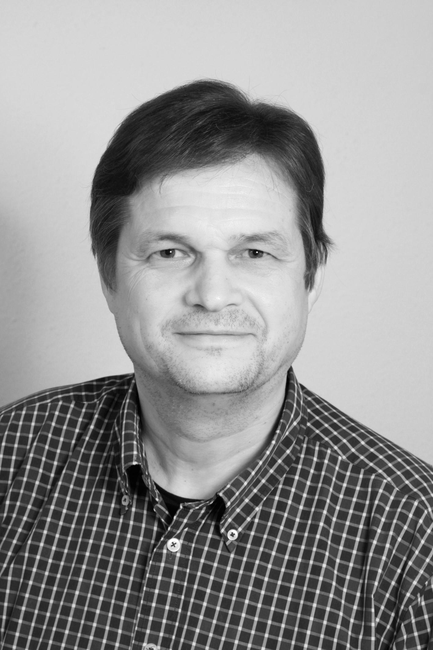 Dr. Heiner Wahl - Diplom-Chemiker und Unternehmensberater