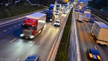 Die Zukunft: Effizienzgewinne durch Transportplanung