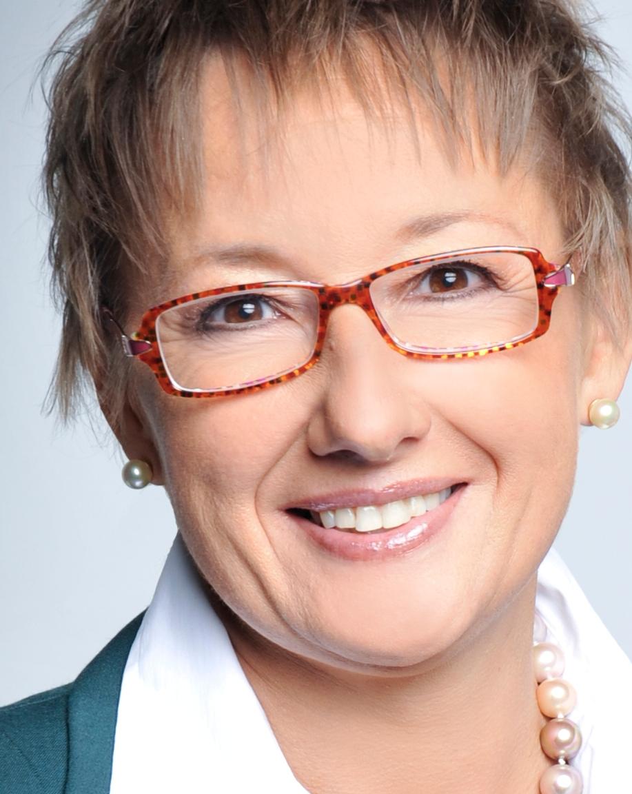 Gabriele Janssen - Diplom-Chemikerin und Betriebssicherheitsmanagerin