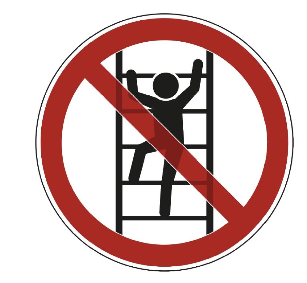 Arbeitsstättenregeln aktualisiert: Neues Verbotszeichen