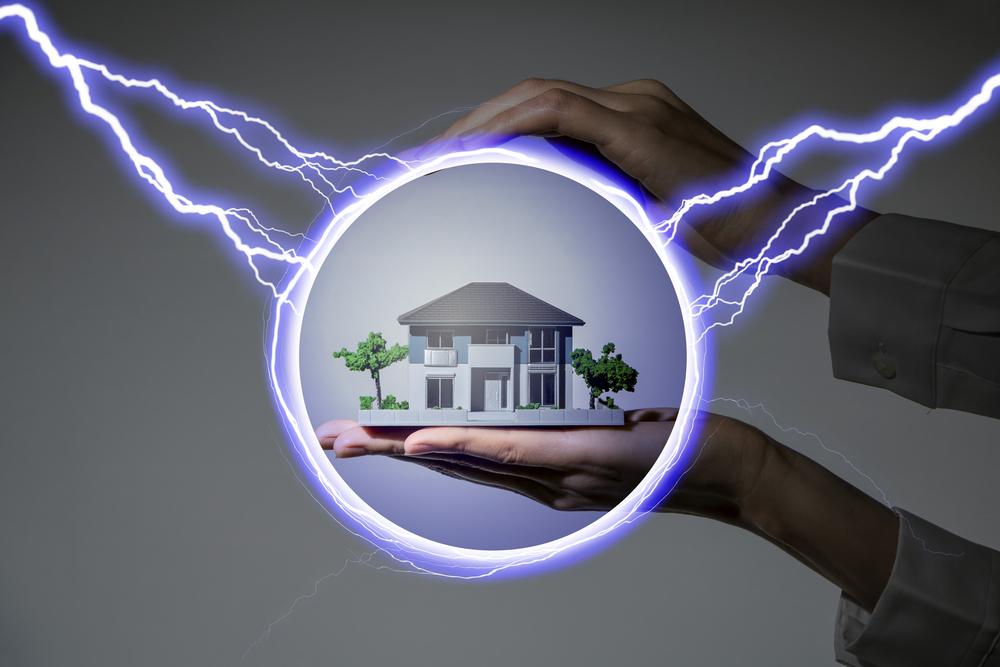 Vom Blitzableiter zum Blitzschutz