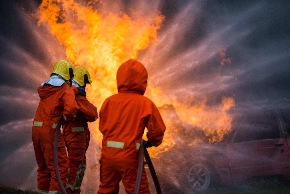 Organisatorischer Brandschutz senkt das Brandrisiko