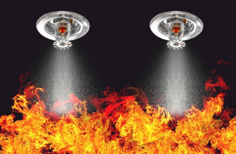 Brandschutz: Löschsysteme mit Köpfchen