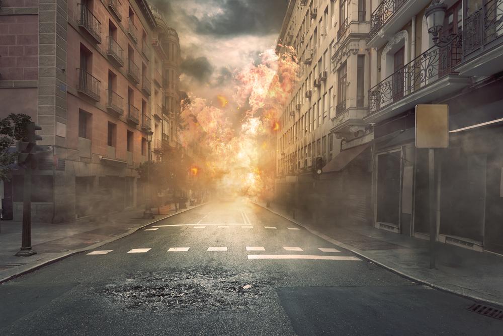 Arbeitsschutz beim Umgang mit explosiven Stoffen