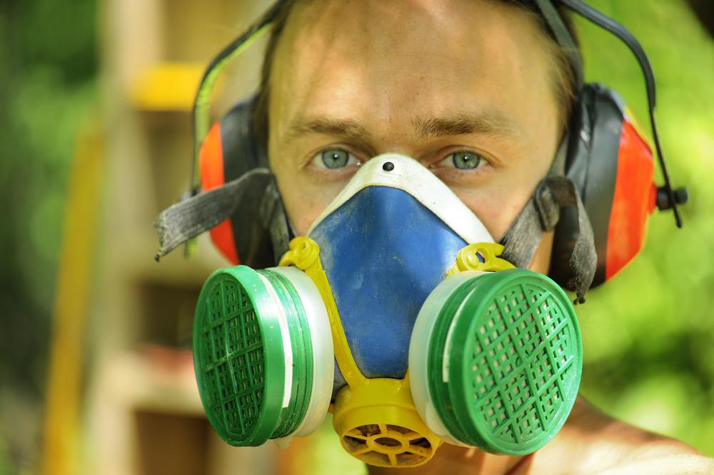 persönliche Schutzausrüstung, Atemschutzgerät