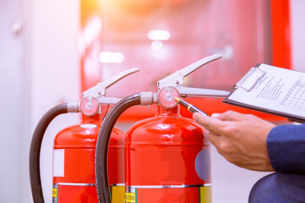 Feuerlöscherpflicht: Worauf Sie bei der Ausstattung Ihres Betriebs achten sollten?