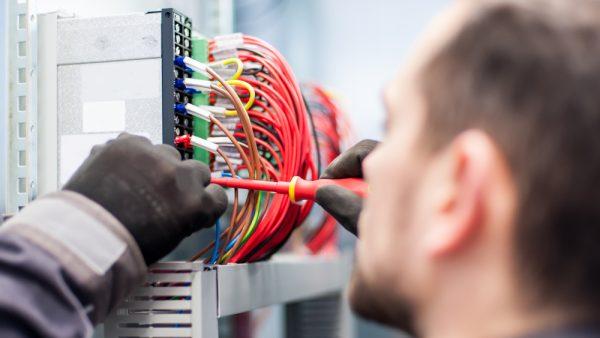 Elektrosicherheit Unterweisung