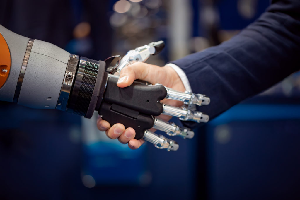 Psychische Belastung an Roboterarbeitsplätzen