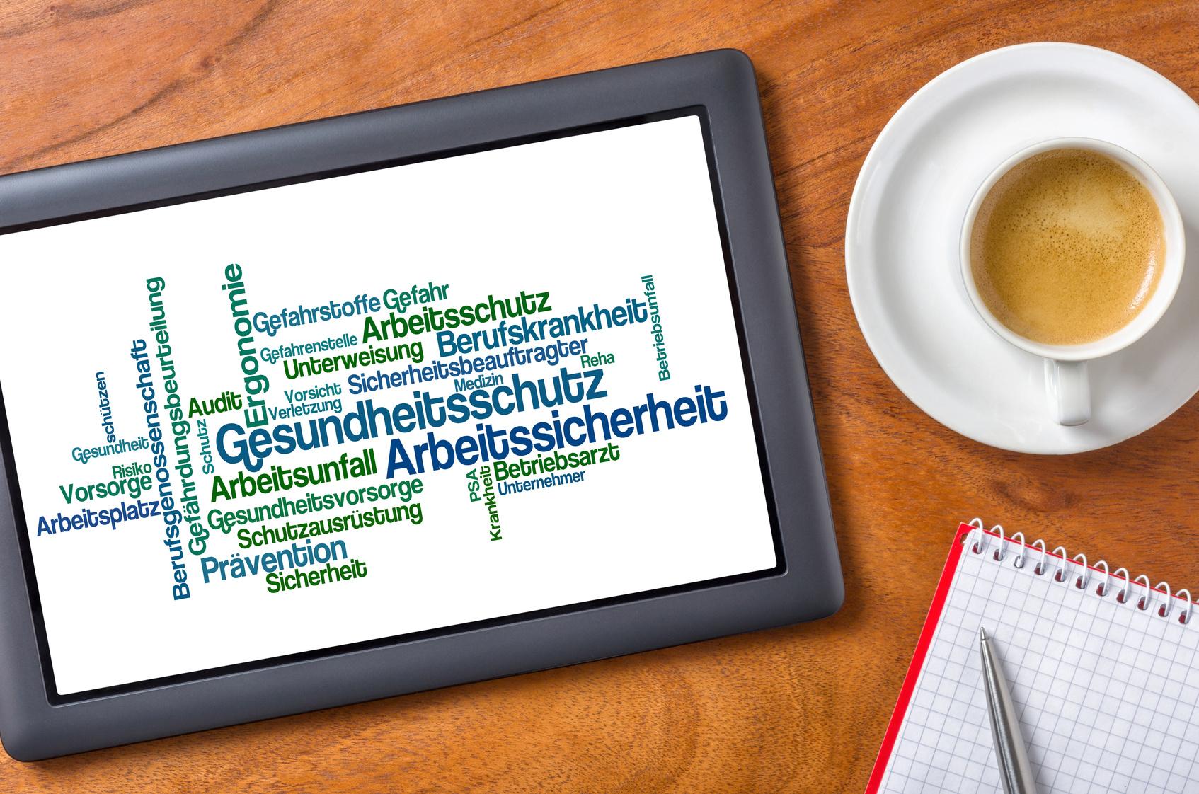 So gelingt die digitale Unterweisung zu psychischen Belastungen