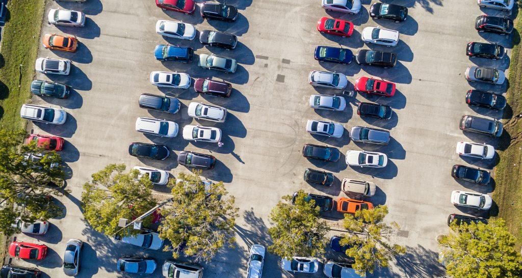 Parkplatz Mobilitätsmanagement