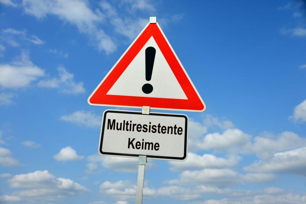 Maßnahmen und Regeln zum Umgang mit multiresistenten Erregern