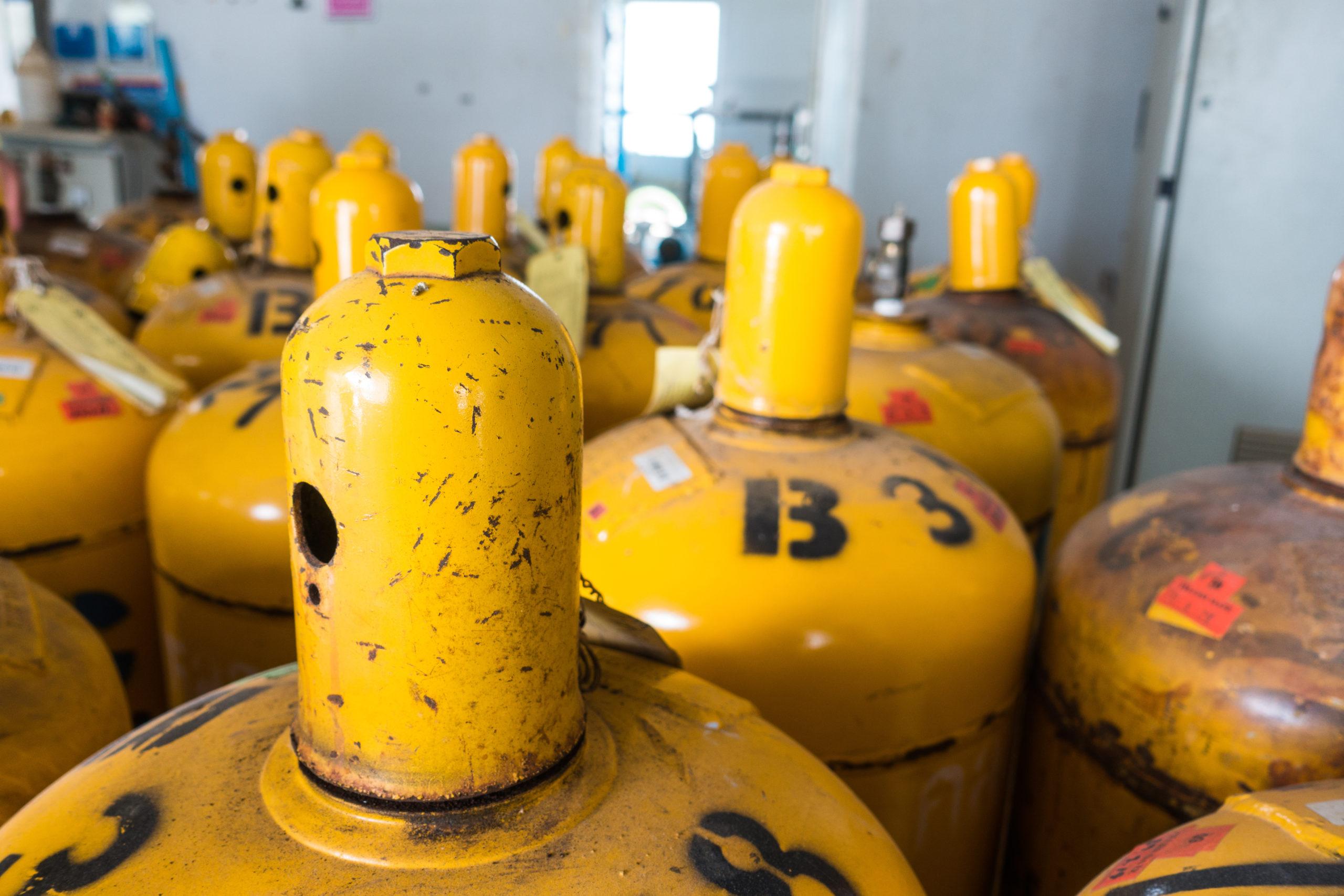 Chlorgas: Wirkung und Maßnahmen gegen den Chlorgasautritt