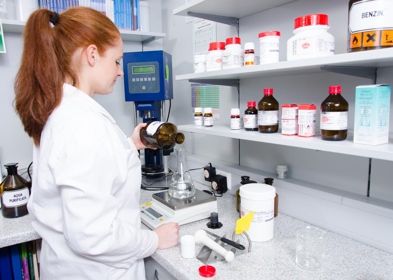 Die TRGS 525 sorgt für mehr Sicherheit bei Tätigkeiten mit Arzneimitteln