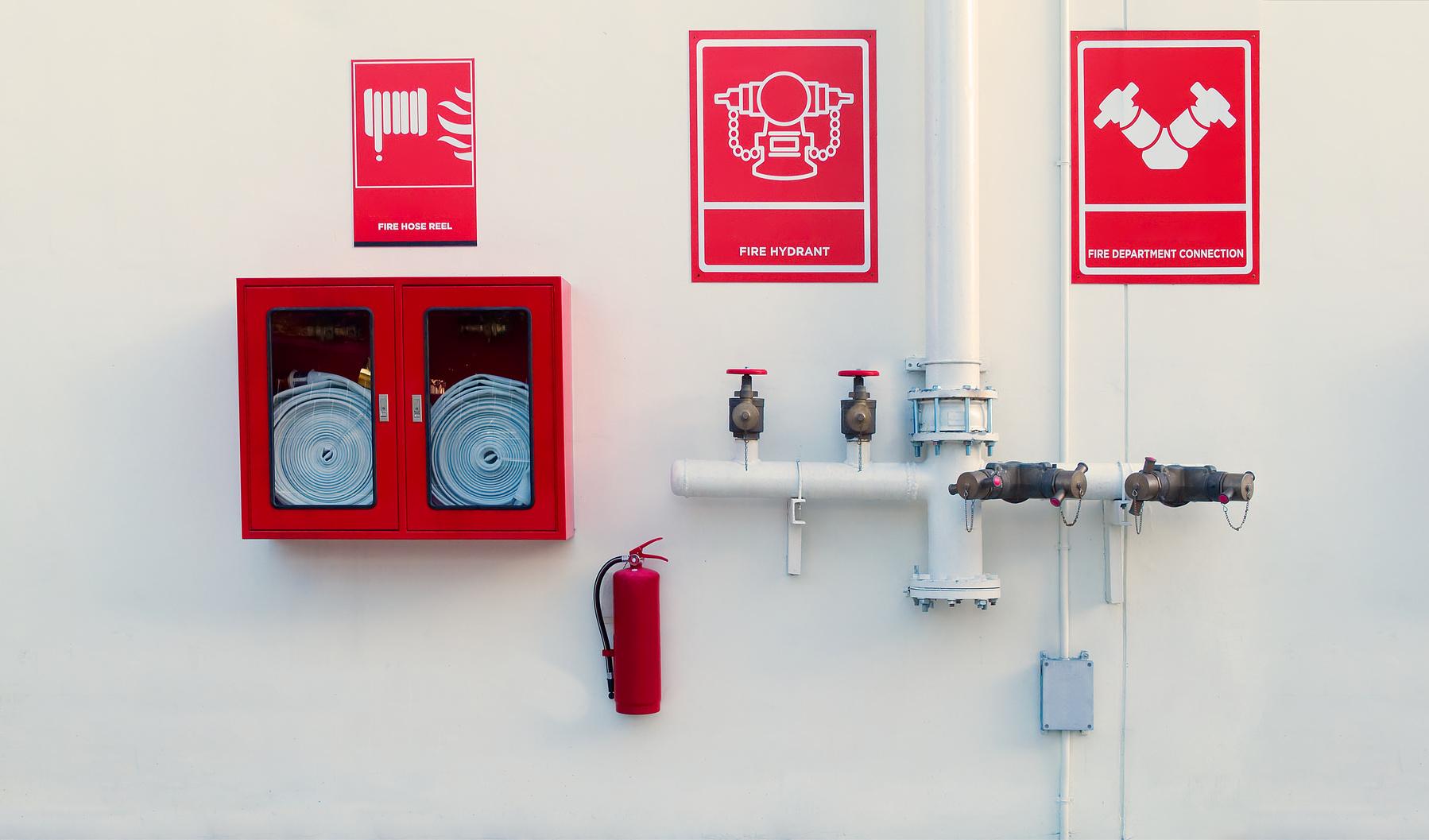 Warum der Wandhydrant in keinem Brandschutzkonzept fehlen sollte