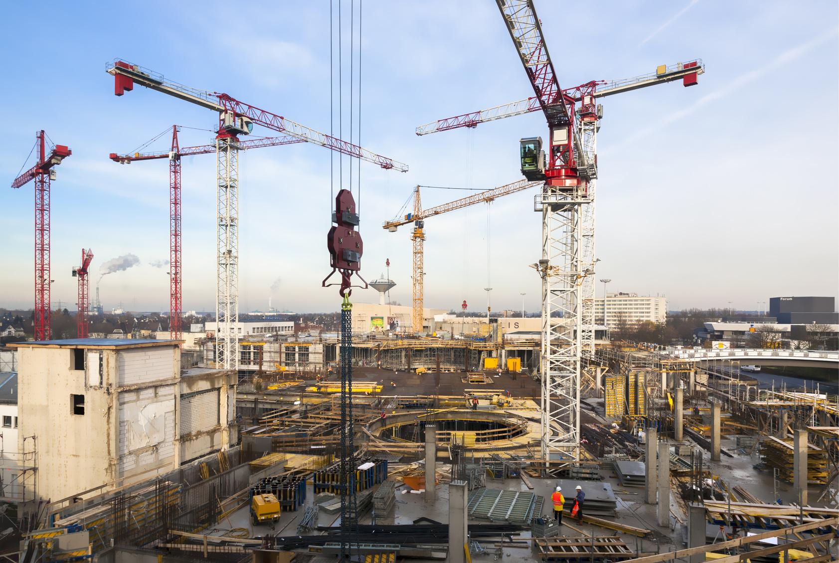 Mehr Arbeitssicherheit auf der Baustelle dank der BaustellV