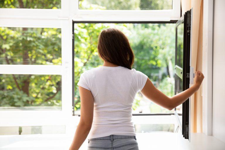 Richtig Lüften: Lufthygiene und gesundheitsgerechte Innenraumluft