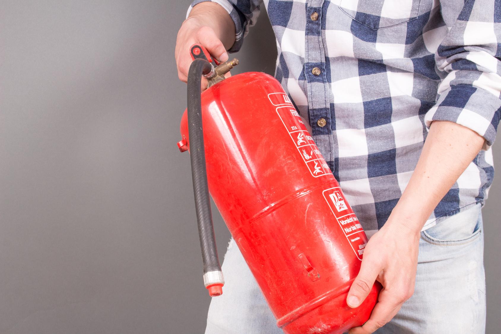 Brandschutzhelfer: Warum die 5 % nicht immer genügen