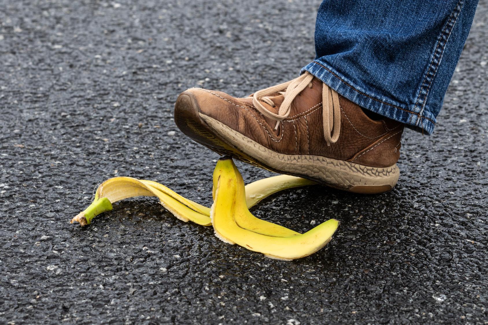 Achtung Stolperfalle – Unfallrisiken erkennen und eliminieren