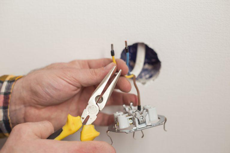 Elektrohandwerk: Wie Sie Stich- und Schnittverletzungen vorbeugen