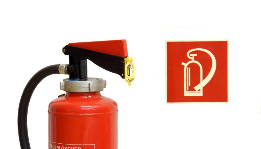 Pulverlöscher – Allrounder für verschiedene Brandklassen