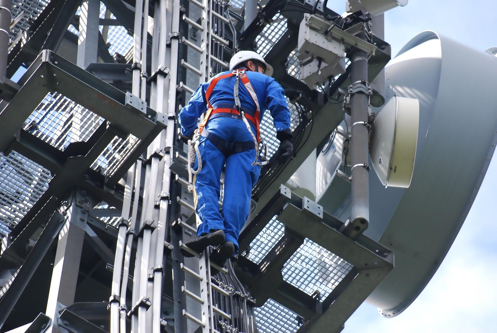 Beachten Sie diese Gefahren bei der Nutzung von Steigleitern