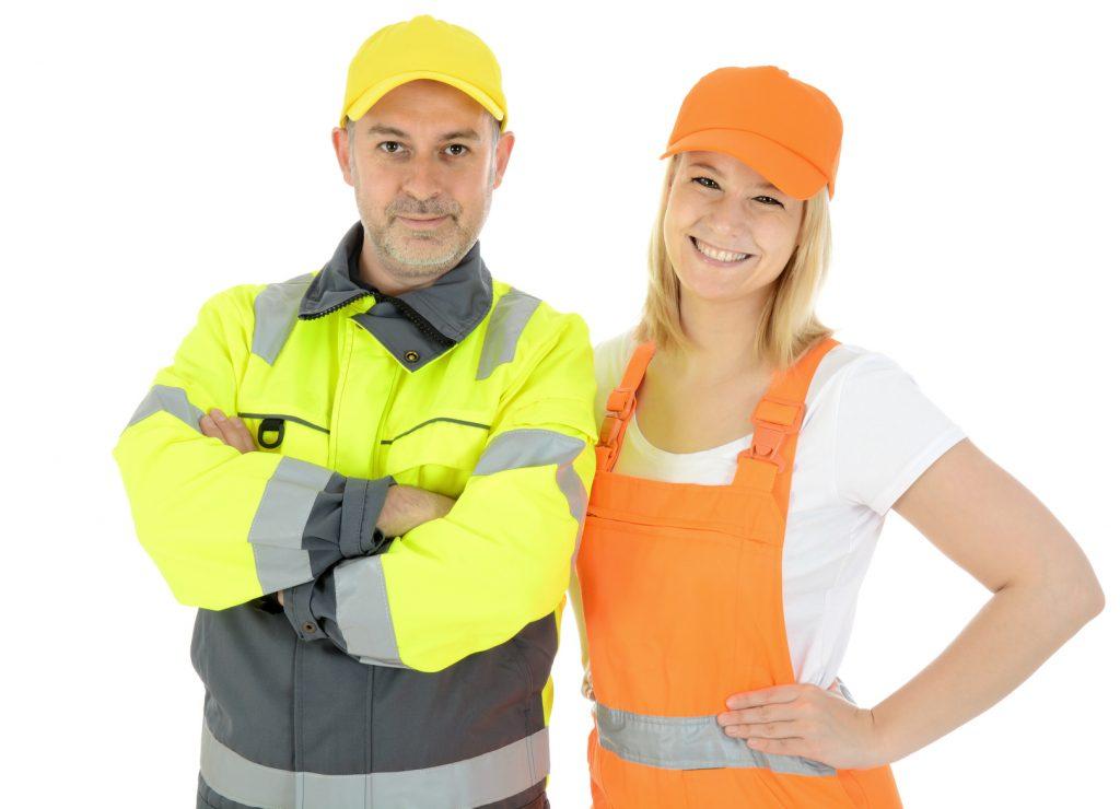 Arbeitskleidung, Schutzkleidung