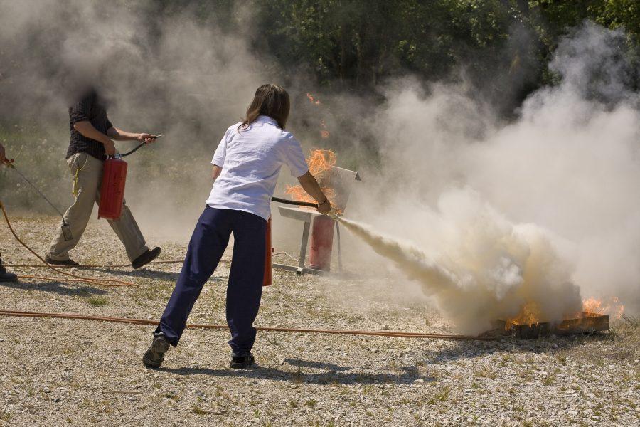 Ist die Brandschutzübung Pflicht?