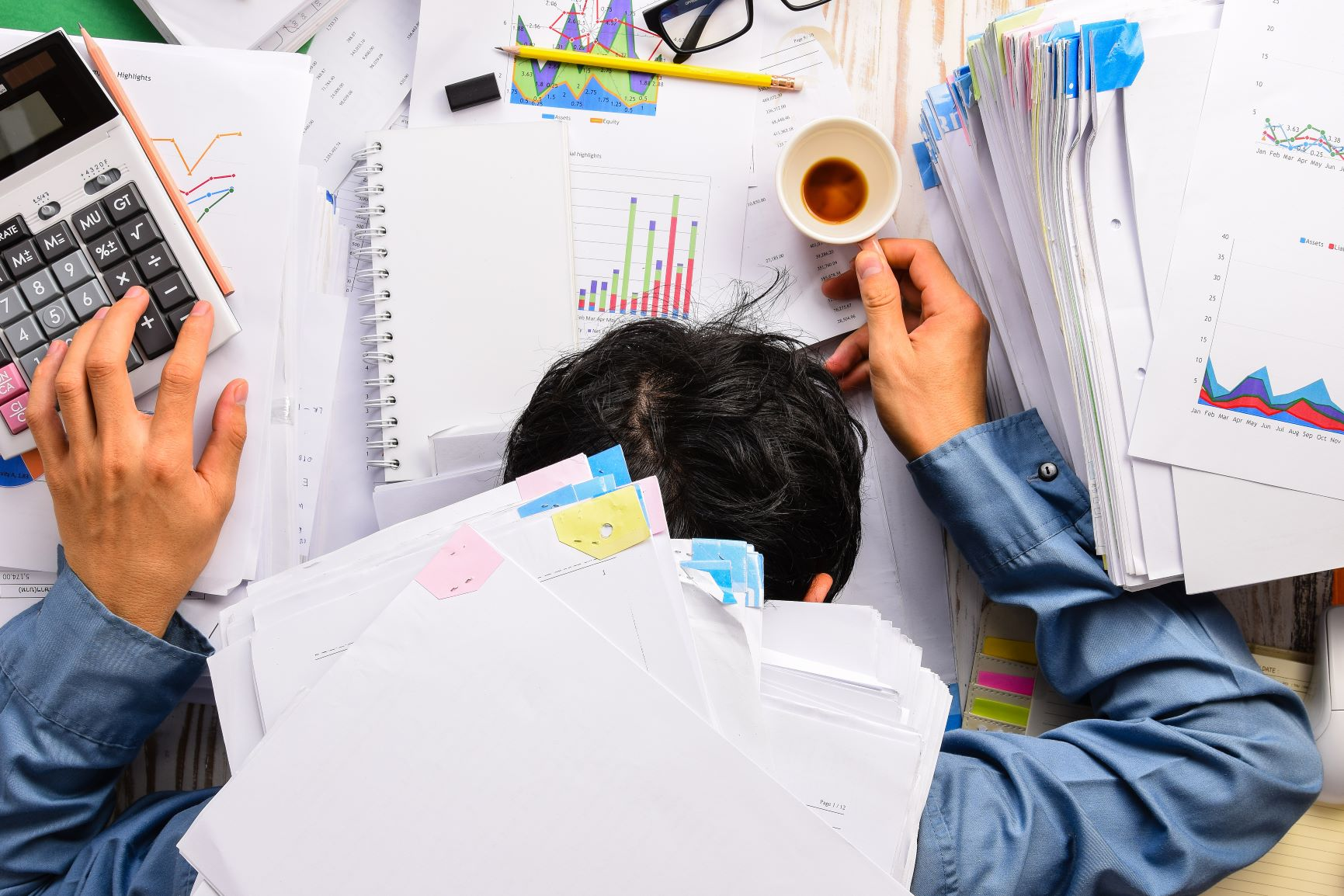 Arbeitsbelastung senken – das können Sie für Ihre Mitarbeiter tun