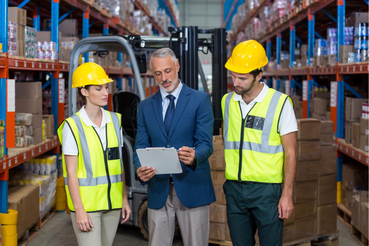 Arbeitsschutz: Arbeitssicherheit ist Chefsache