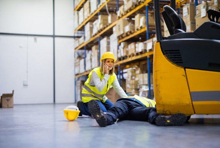 Haftung: Diese Personen sind bei Arbeitsunfällen im Unternehmen verantwortlich