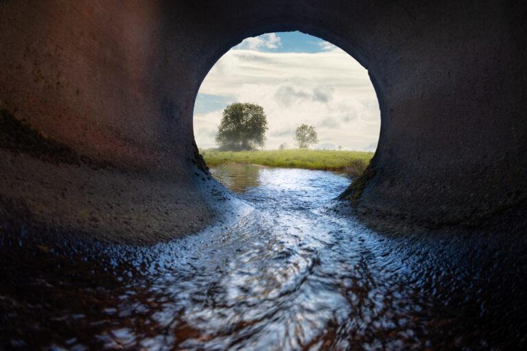 Umgang mit Abwasser – So gehen Sie richtig vor!