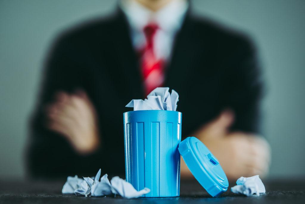 Abfallmanagement: Informieren und Motivieren