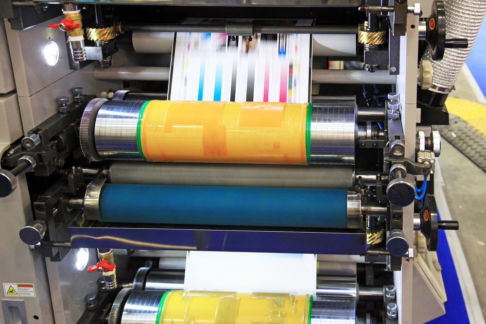 Druckerei Arbeitsschutz