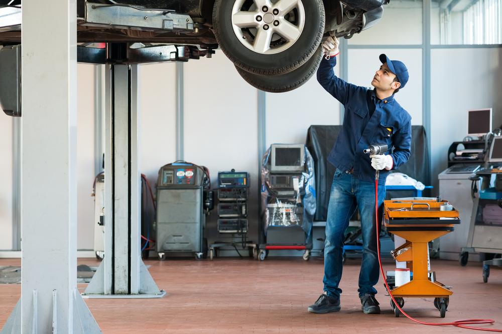 Arbeitsschutz in der Kfz-Werkstatt – schulen Sie Ihre Mitarbeiter