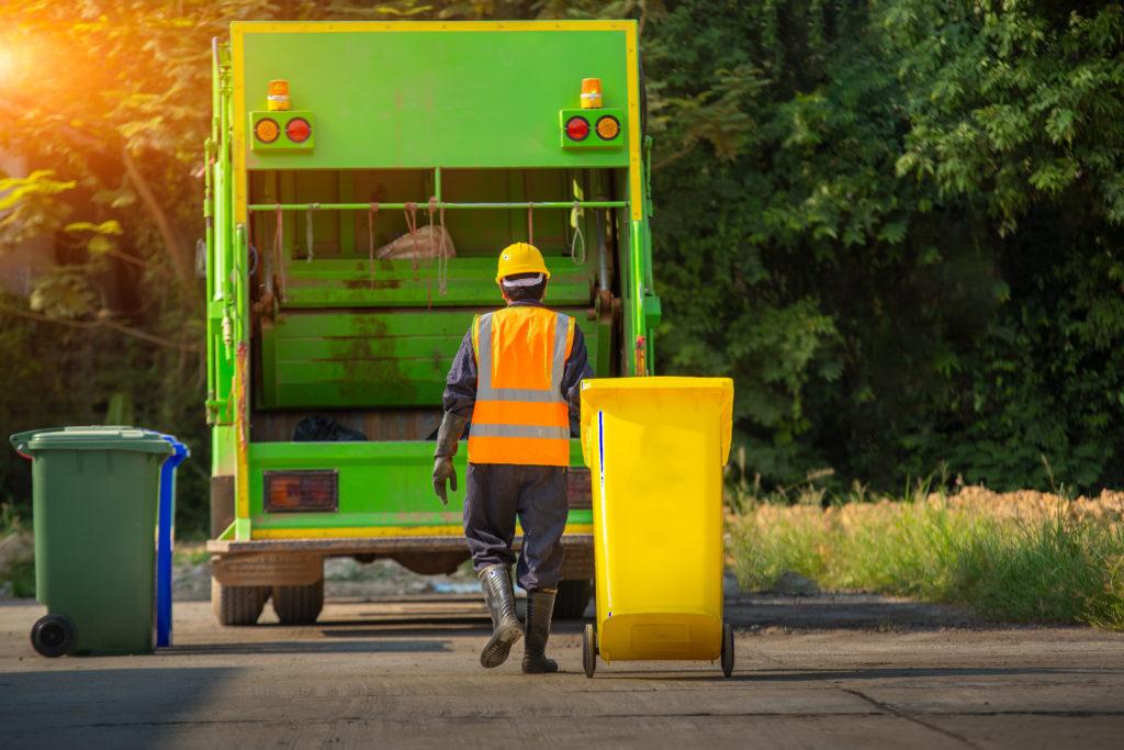 Abfallhierarchie, Müllentsorgung, Gewerbeabfallverordnung, Sortierung, Umweltschutz