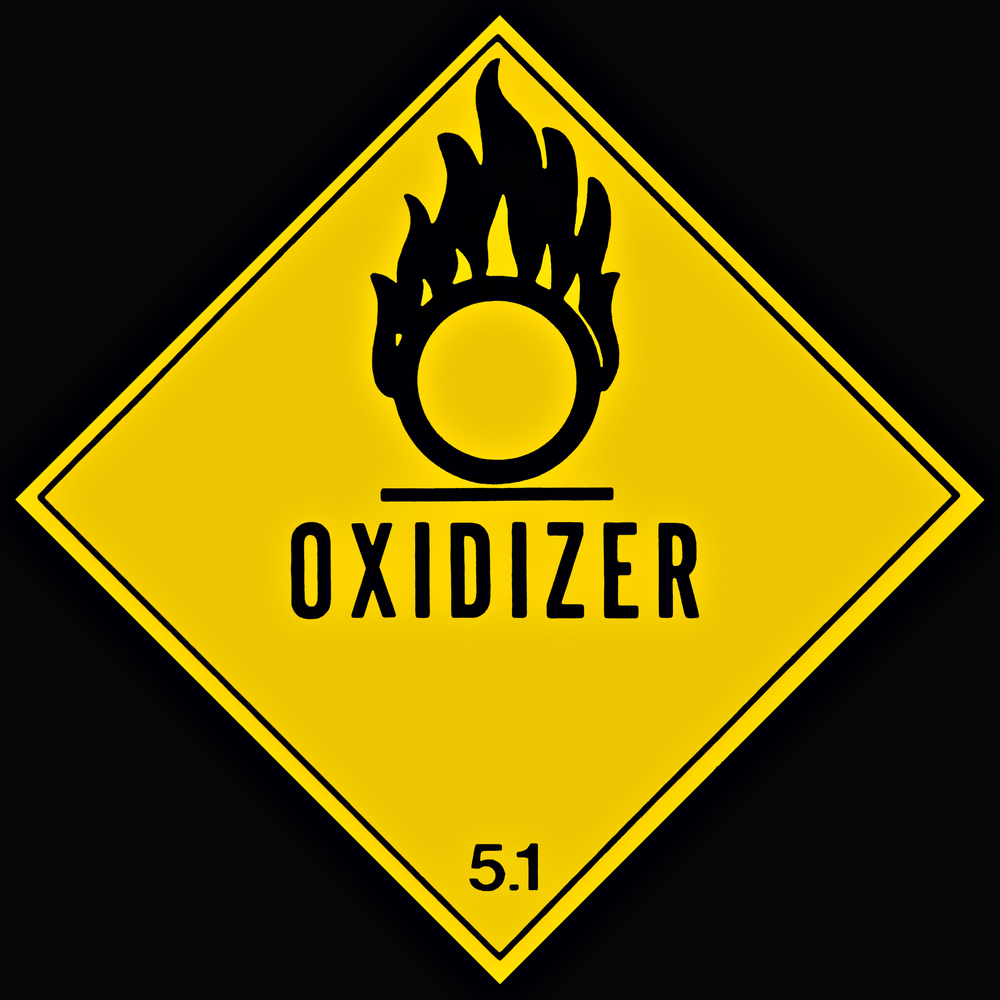 Entzündend (oxidierend) wirkende Stoffe Gefahrgutklasse 5: Alles Wichtige zur ADR-Klasse