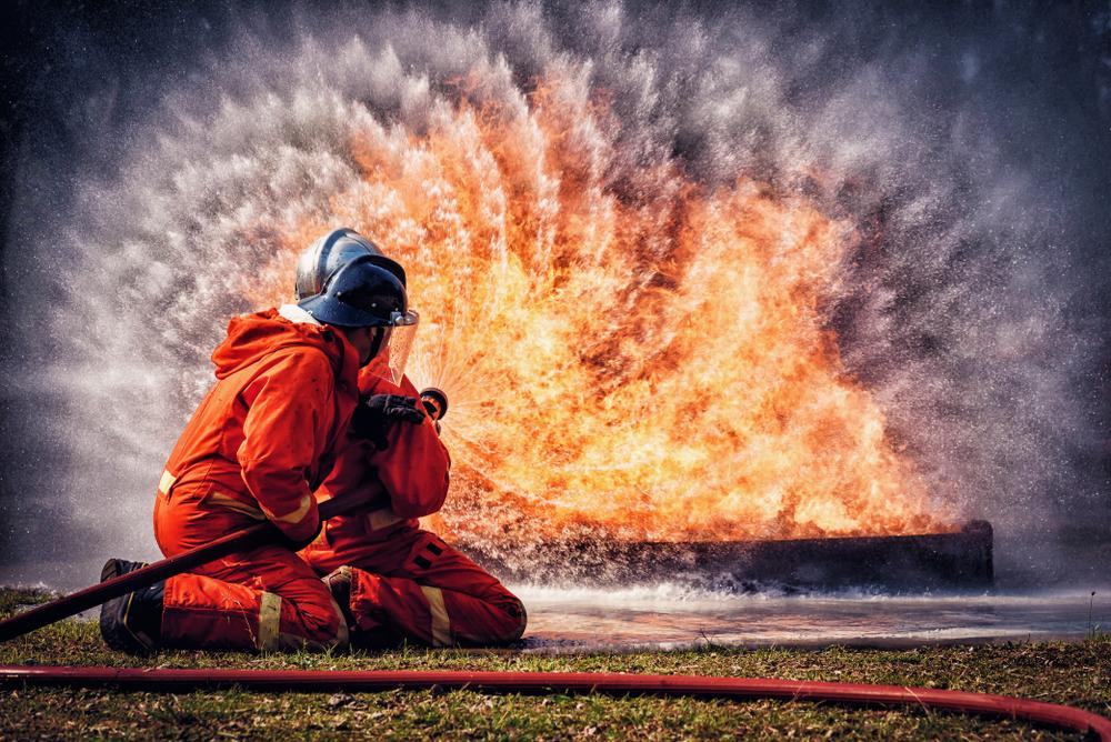 Brandprävention, Vorbeugen Brand, Brandgefahr