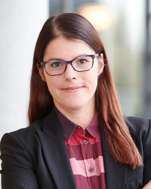 Kathrin Mann, MHBA - Hygienespezialistin im Gesundheitswesen