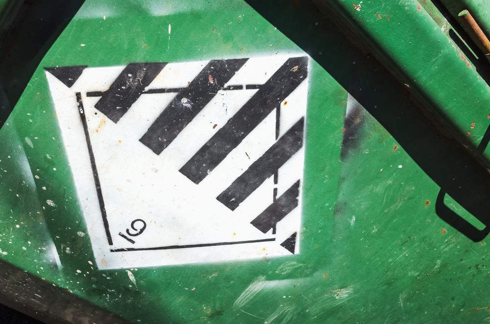Verschiedene gefährliche Stoffe und Gegenstände der Gefahrgutklasse 9