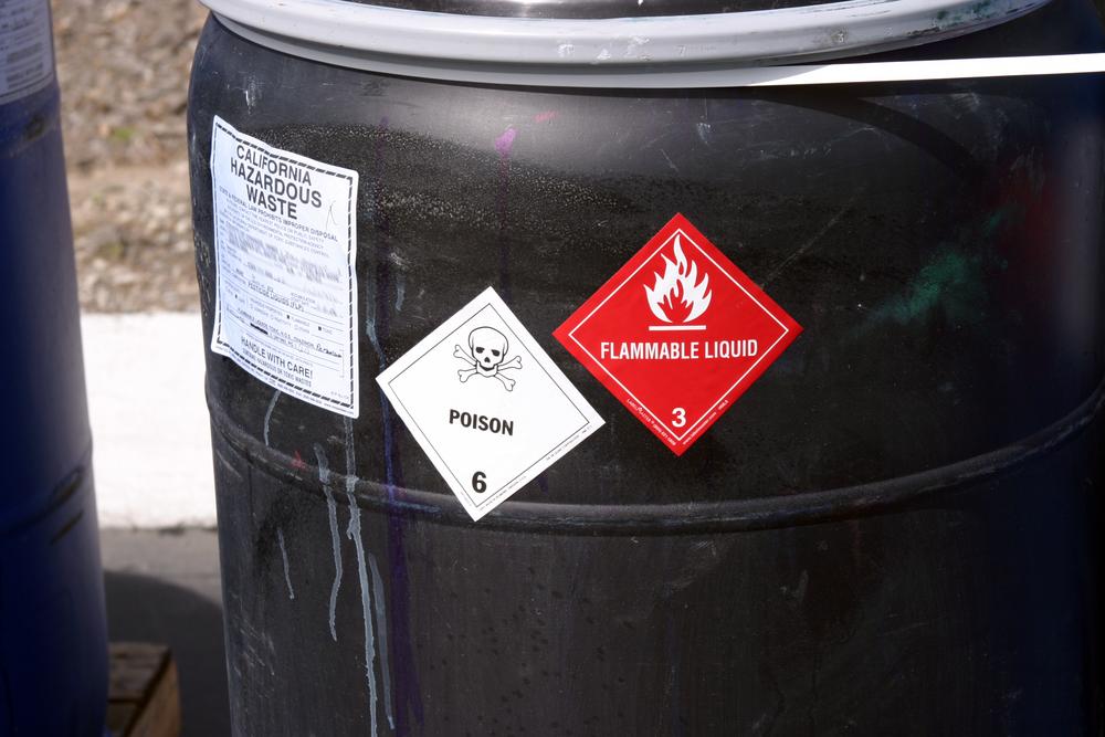 Giftige und ansteckungsgefährliche Stoffe – Gefahrgutklasse 6