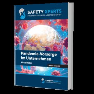 Ihr kostenloses E-Book zur Pandemie-Vorsorge im Unternehmen