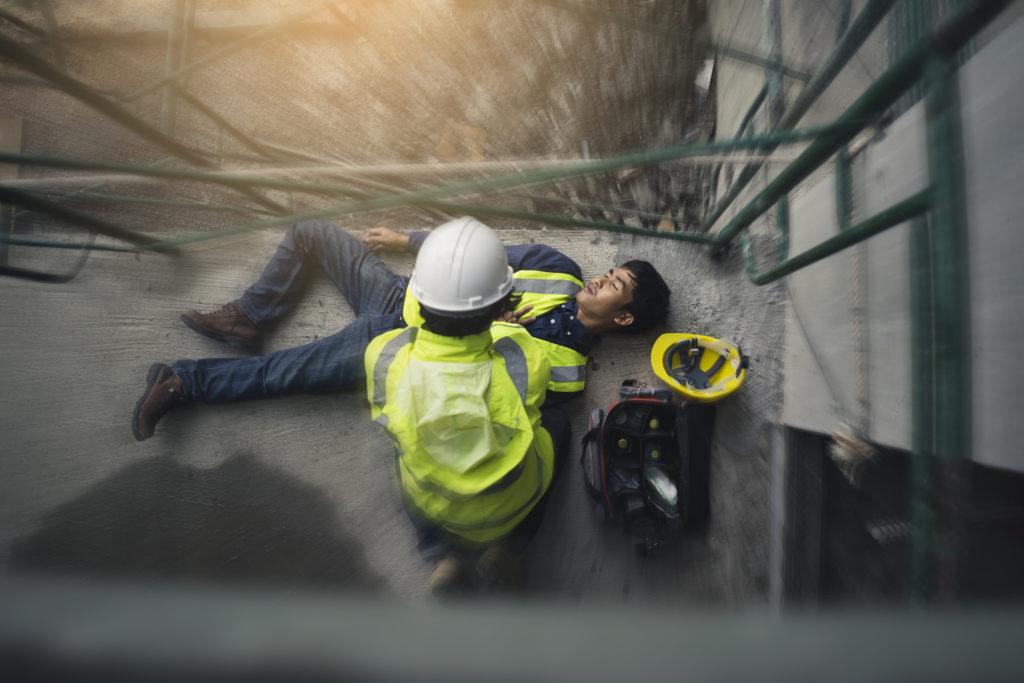 Unfallursachen am Arbeitsplatz erkennen und durch konkrete Maßnahmen unterbinden