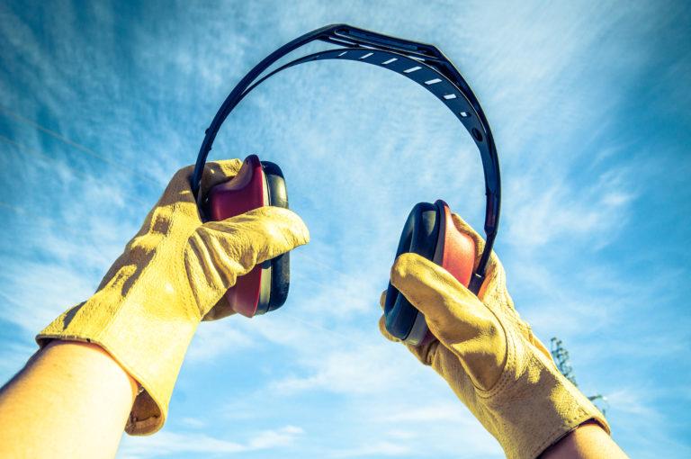 Gehörschutz: Arbeitsschutz für die Ohren