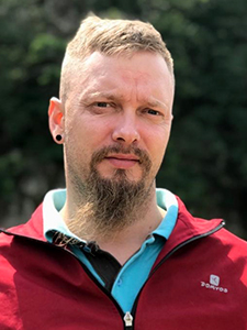 Sven Rost - Geschäftsführer, Dozent und Ausbilder im Bereich Brandschutz