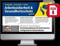 Arbeitssicherheit und Gesundheitsschutz aktuell Online