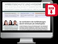Arbeitsschutz und Hygiene im Gesundheitswesen Online